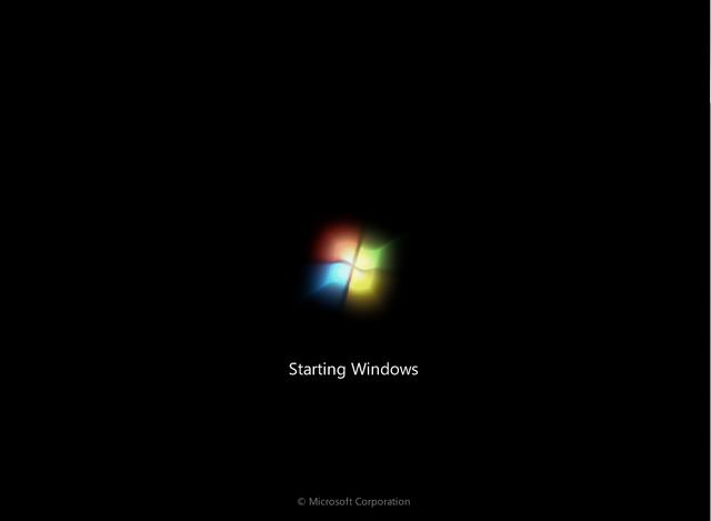 Windows7の起動を20パーセント高速化する_ブート画面を省略